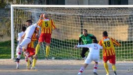 La classifica del girone B di Promozione pugliese dopo la 28ª giornata