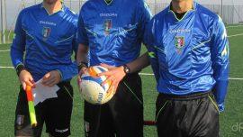 Serie D, girone H: programma e arbitri della 4ª giornata
