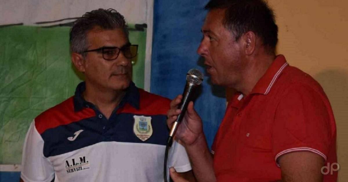 Aldo Palmieri allenatore Lizzano