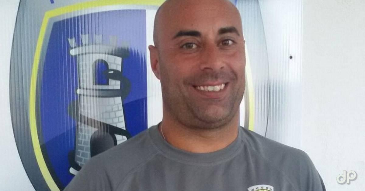 Andrea Salvadore Otranto primo piano sorridente