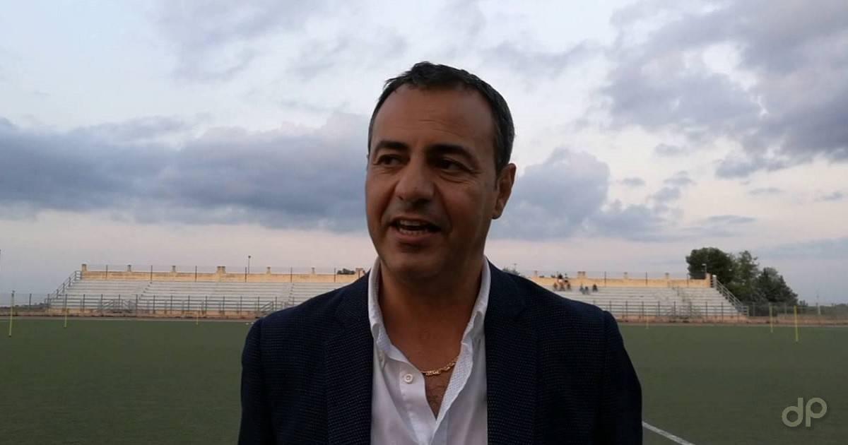 Pietro Basile presidente Canosa 2017