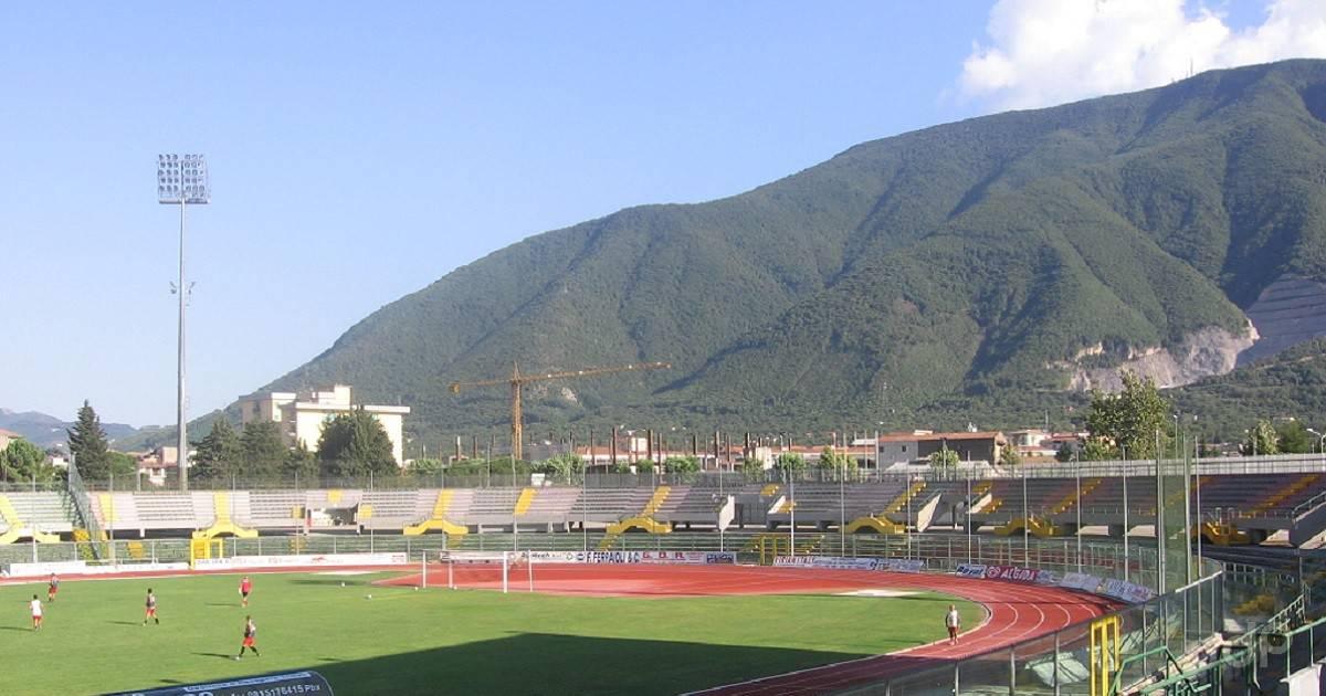 "Lo stadio ""San Francesco D'Assisi"" di Nocera Inferiore"