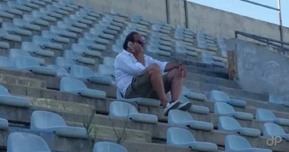 Fernando Totaro dirigente Casarano 2017