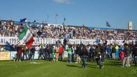 Bisceglie, ancora una vittoria: ad Arzachena decidono Petta e Montaldi