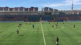 Nocerina-Gravina, i gialloblù cedono ai campani ma salutano i playoff a testa alta