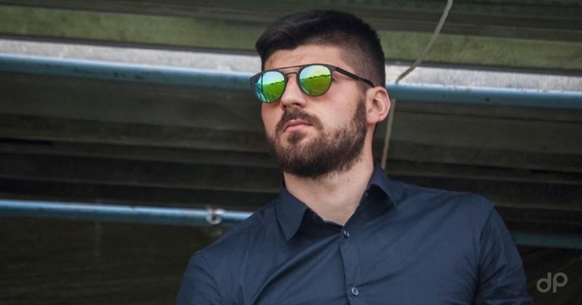 Pierluigi Marino direttore sportivo San Severo 2017