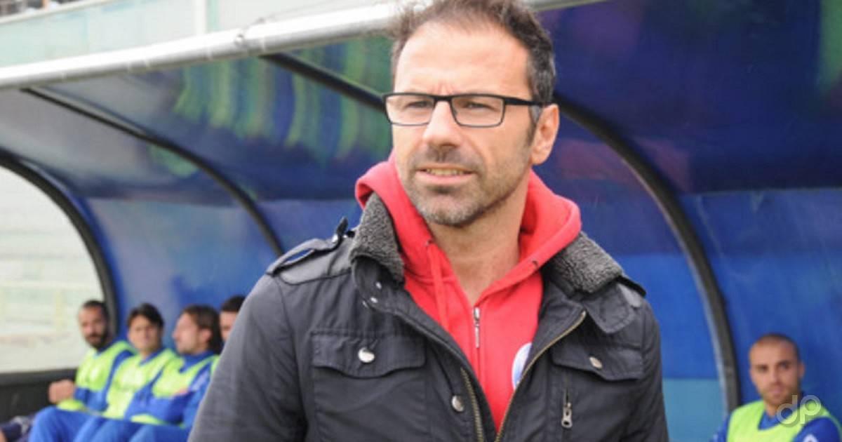 Raimondo Catalano allenatore Manfredonia 2017