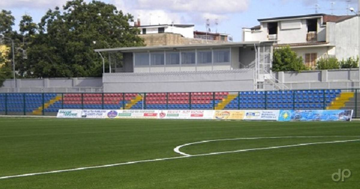 Lo stadio comunale