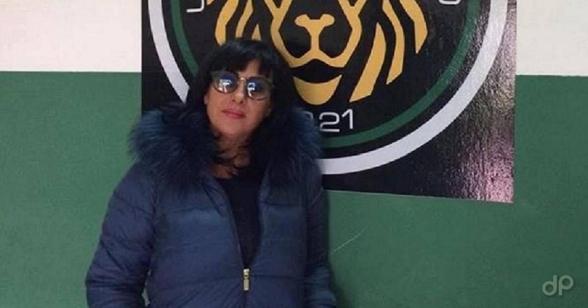 Tina Aluisio presidente Bitonto 2017