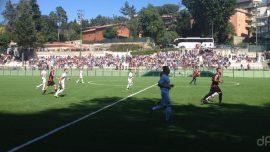Trastevere-Nocerina, De Iulis e Girardi regalano la vittoria ai campani