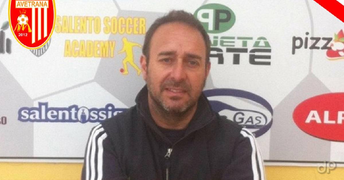 Antonio Bruno direttore sportivo Avetrana 2017