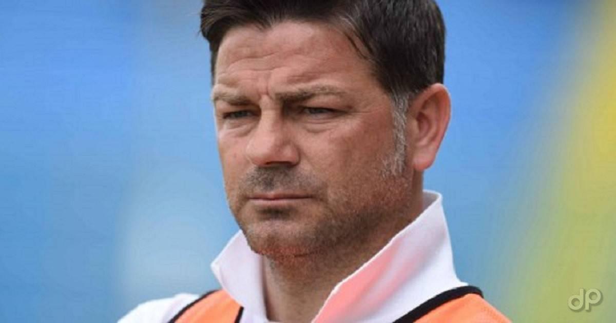 Francesco Cozza allenatore Taranto 2017