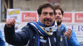 """Audace Cerignola, Farina: """"In campo col piglio giusto, vittoria meritata"""""""