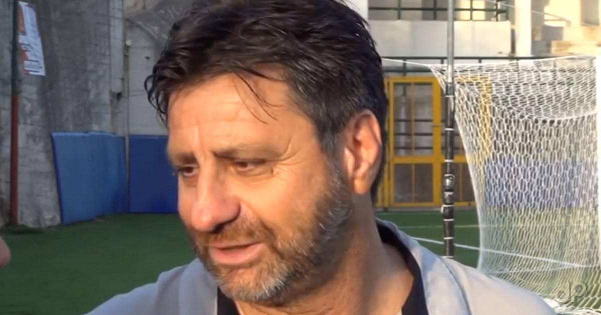Gerardo Viscido allenatore Avetrana 2017