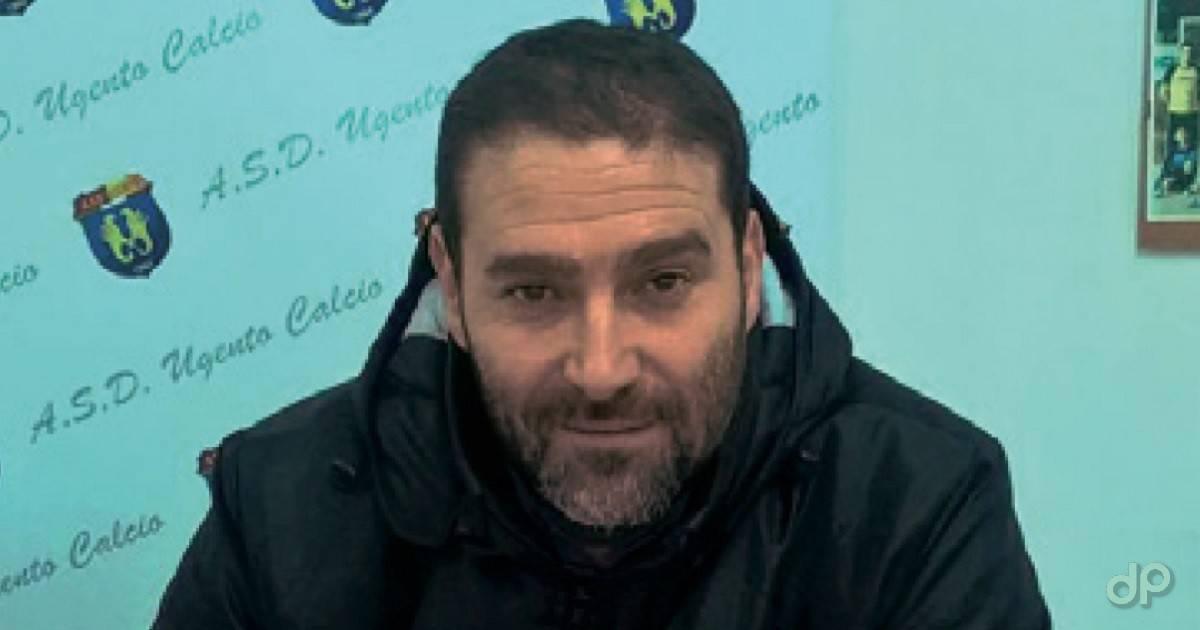 Loris Bavone direttore sportivo Ugento 2017