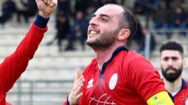Novoli, per capitan Potì settimo anno consecutivo in rossoblù