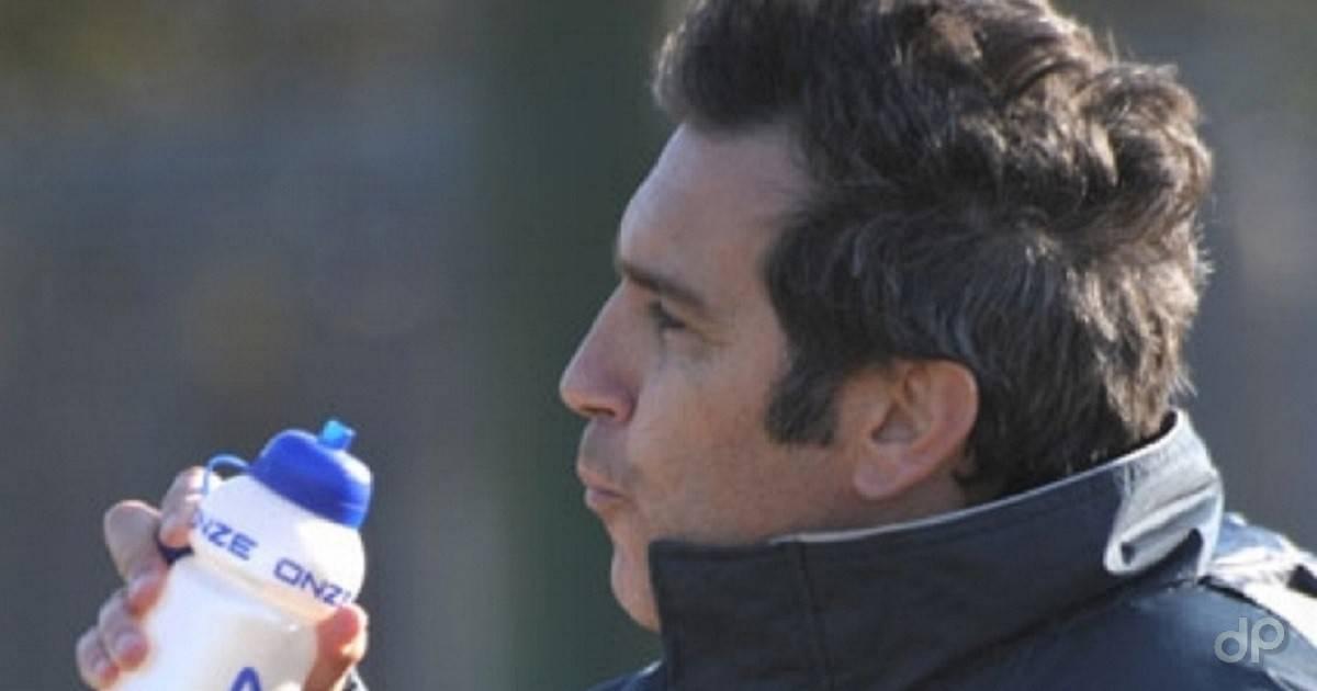 Luigi Colagiorgio allenatore Uggiano 2017