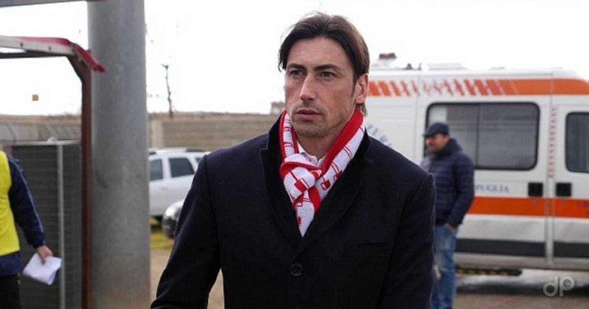 Luigi Panarelli allenatore Altamura 2017