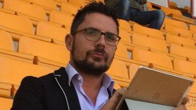 Luigi Volume direttore sportivo Taranto 2017