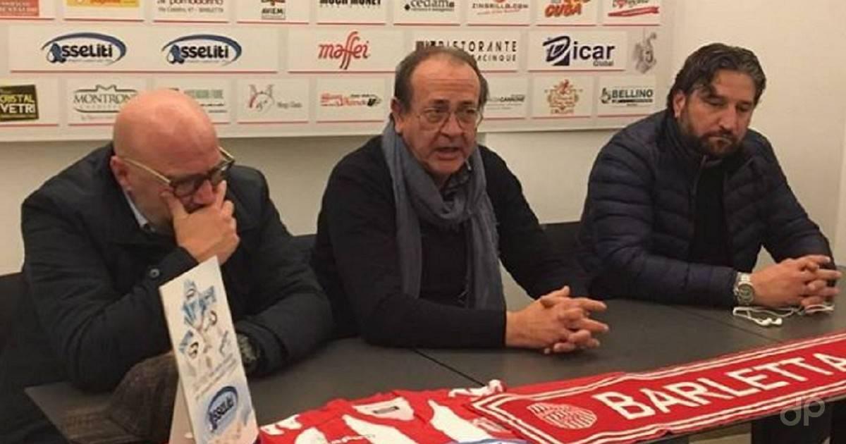 Sabino Falco presidente Barletta 2017