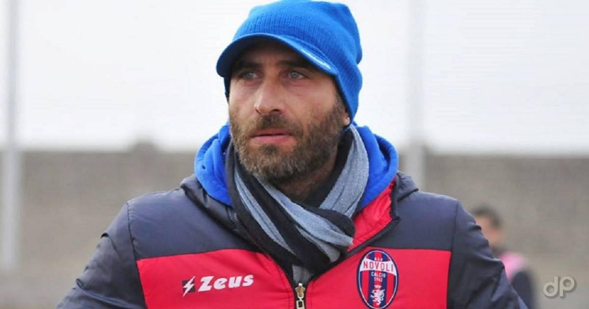Simone Schipa allenatore Novoli 2017