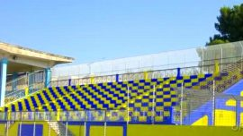 Audace Cerignola, i dettagli dei lavori allo stadio comunale. Previsti fino a tremila posti