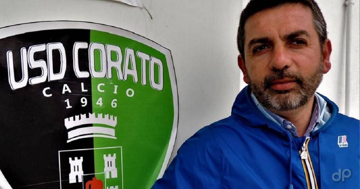 Vito Tursi direttore sportivo Corato 2017