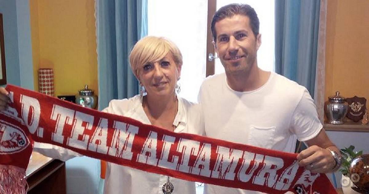 Tina Dilena e Nicola Dibenedetto Team Altamura 2017
