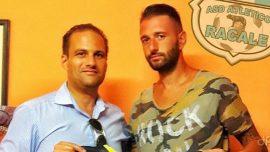 """Atletico Racale, Ciurlia: """"Qui per riavvicinarmi a casa e per la serietà del club"""""""