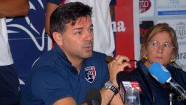 Taranto, presentati nuovi acquisti e staff tecnico. Primo allenamento il 25 luglio