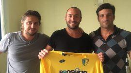 Audace Cerignola, ad impreziosire la rosa anche un forte centrocampista dalla Serie C