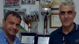 Canosa, Gennaro Vernice è il nuovo allenatore rossoblù