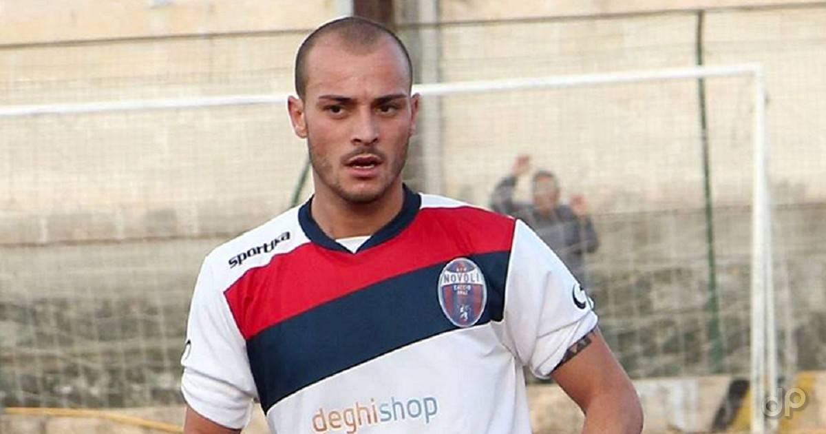 Gianni Marasco con la maglia del Novoli 2017