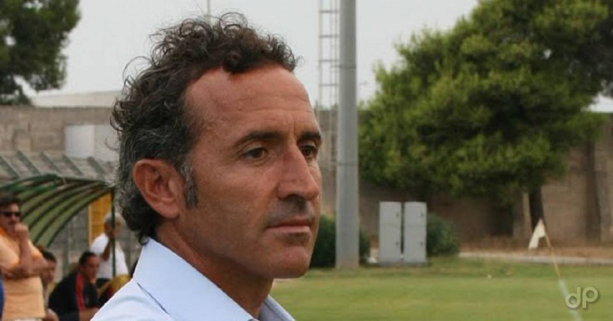 Gigi Bruno allenatore Otranto 2017