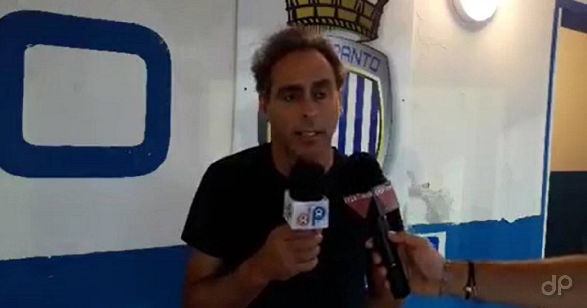 Giovanni Mazzeo presidente dell'Otranto 2017