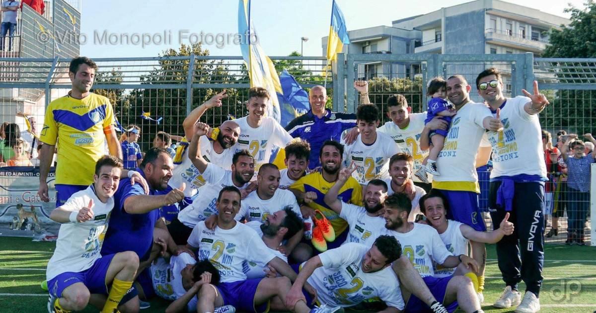 Gioventù Calcio Cerignola 2017