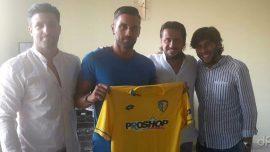 Audace Cerignola, dalla Serie C un forte centravanti: preso Gambino