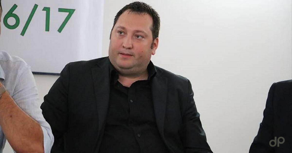 Giuseppe Maldera presidente Corato 2017