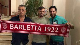 Barletta, primo acquisto ufficiale: per il centrocampo arriva Milella