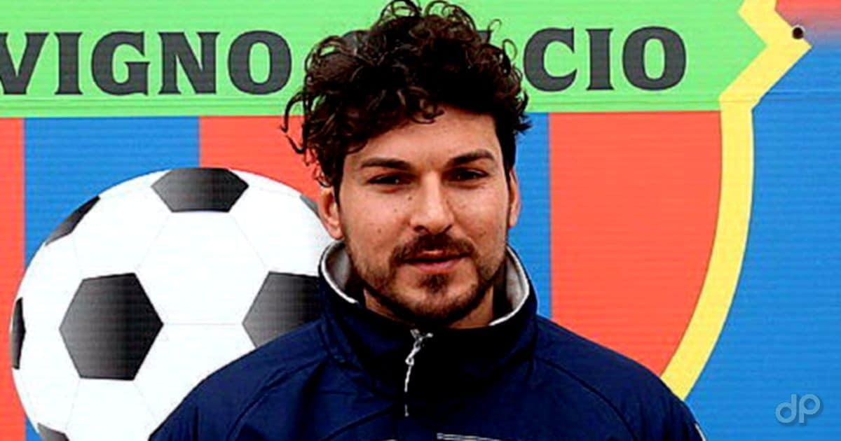 Giuseppe Vignola allenatore Carovigno 2017