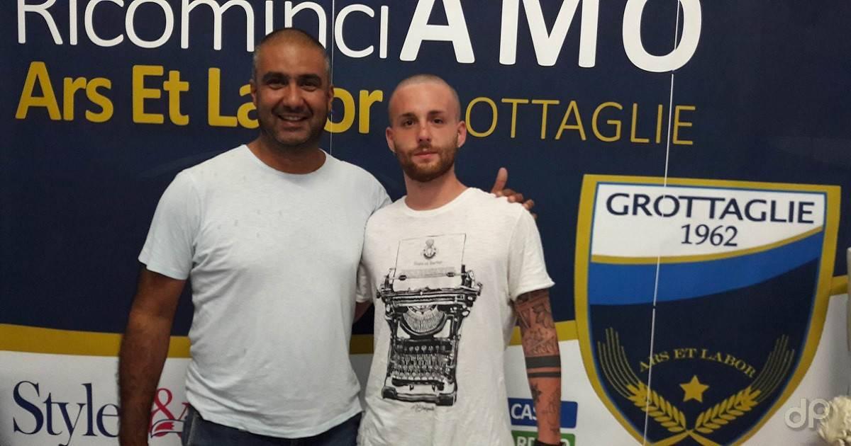 Martin Greco al Grottaglie 2017