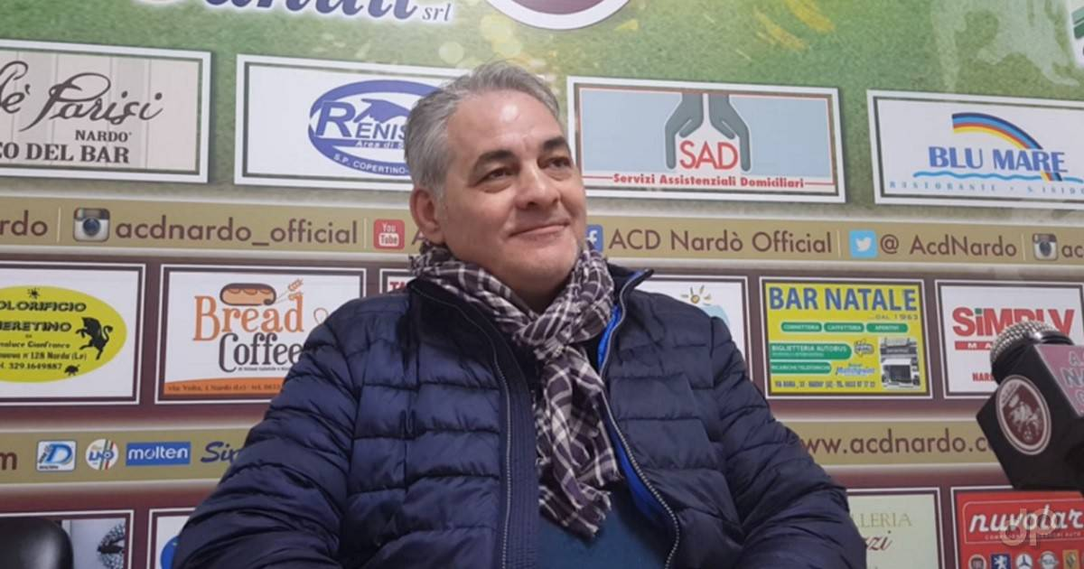 Maurizio Fiorentino vicepresidente Nardò 2017