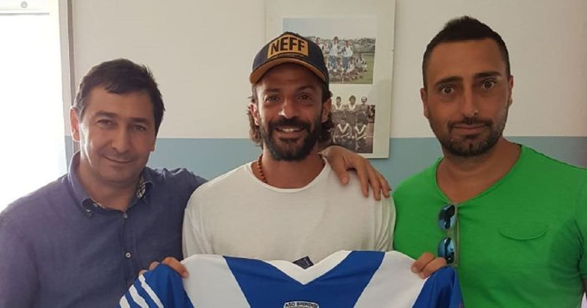 Mino Tedesco con Raffaele De Matteis e Antonio Giannelli Brindisi 2017