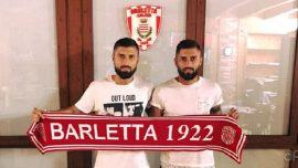Barletta, altri due arrivi in biancorosso: firmano i gemelli Augelli