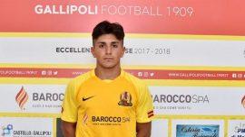 Gallipoli, ufficializzati un ex Aradeo e un giovane centrocampista
