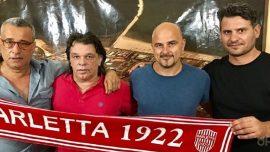 Barletta, prime mosse di mercato: presentati nuovi mister e direttore sportivo