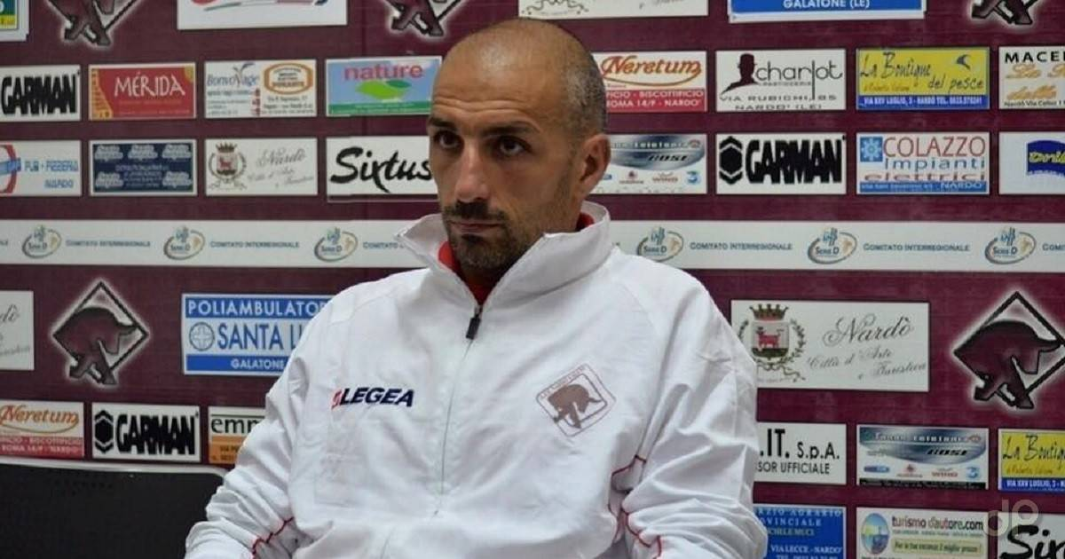 Roberto Taurino allenatore Nardò 2017