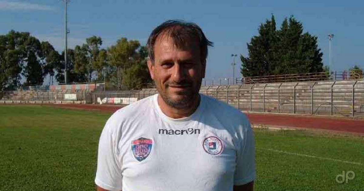 Rocco Errico allenatore Tricase 2017