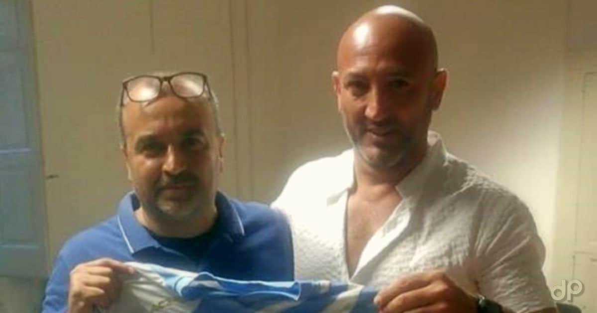 Romeo Mendolicchio allenatore Sport Lucera 2017