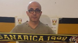 Sanarica, presentato il nuovo allenatore del club giallonero
